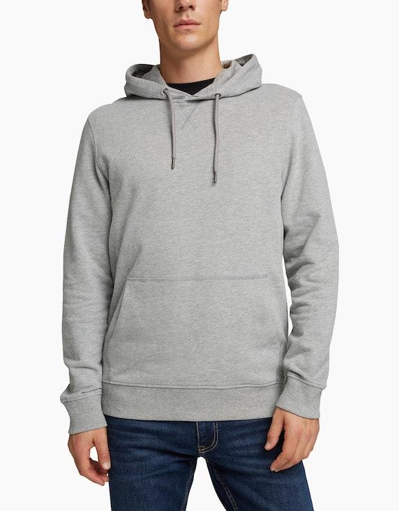 Esprit EDC Hoodie aus Baumwoll-Mix   ADLER Mode Onlineshop