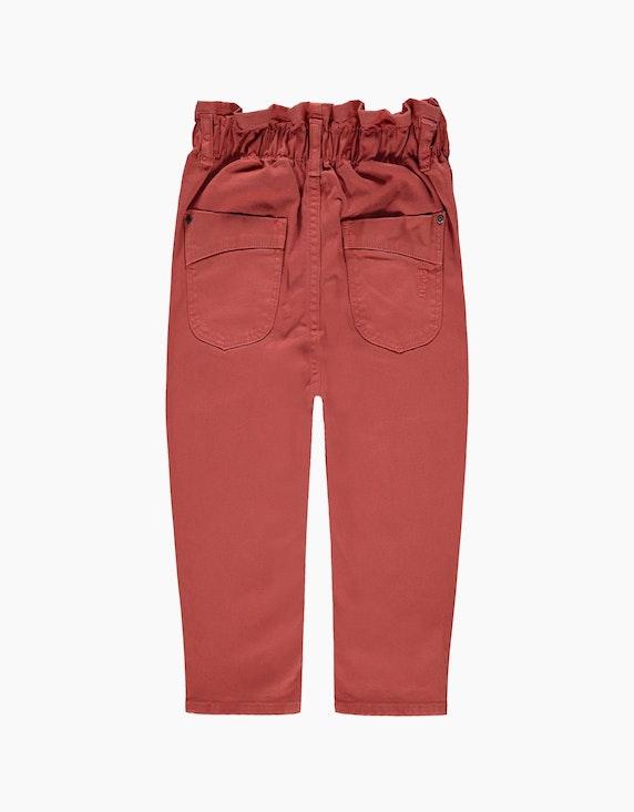 Esprit Mini Girls Paperbag-Hose aus Baumwolle   ADLER Mode Onlineshop