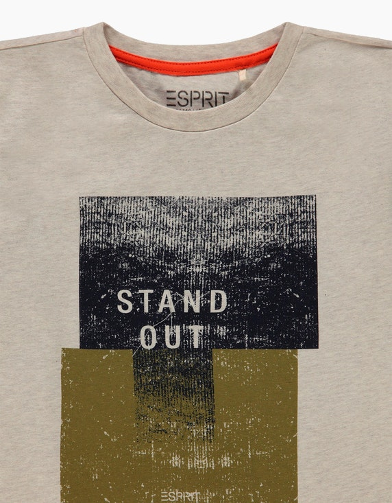 Esprit Boys Langarmshirt mit Statement-Print   ADLER Mode Onlineshop