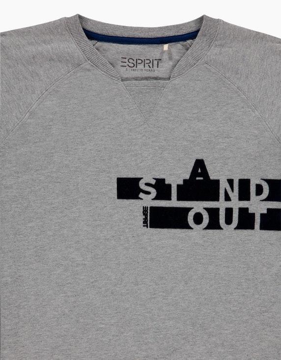 Esprit Boys Langarmshirt aus Baumwolle mit Recycling-Anteil   ADLER Mode Onlineshop