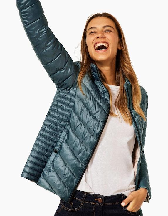 CECIL Jacke in Stepp-Optik   ADLER Mode Onlineshop