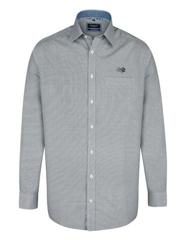 Produktbild zu <strong>Freizeithemd mit Stickerei</strong>REGULAR FIT von Bexleys man