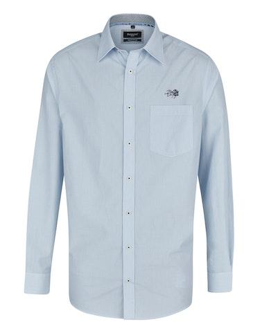 Produktbild zu <strong>Freizeithemd mit feinem Streifen-Dessin</strong>REGULAR FIT von Bexleys man