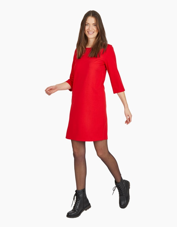 MY OWN Jerseykleid mit Ärmeln in 3/4 Länge   ADLER Mode Onlineshop