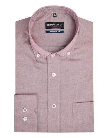 Produktbild zu <strong>Bügelfreies Dresshemd mit langem Arm</strong>REGULAR FIT von Bernd Berger