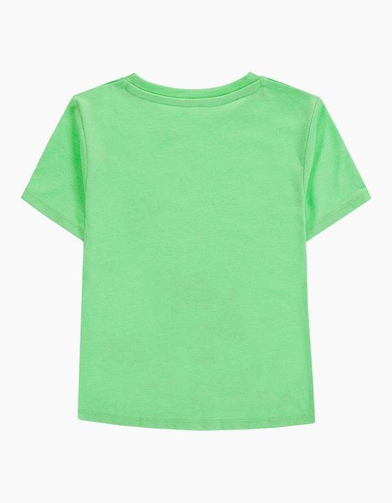 Tom Tailor Boys T-Shirt mit Schriftzug   ADLER Mode Onlineshop
