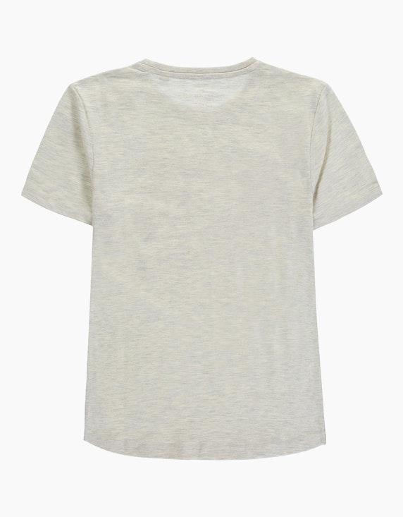 Tom Tailor Boys T-Shirt mit sommerlichem Brustdruck   ADLER Mode Onlineshop