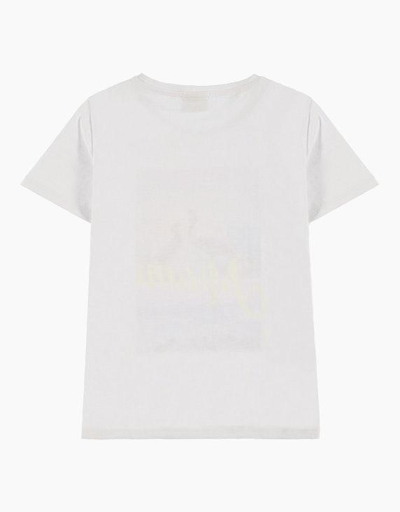 Tom Tailor Girls T-Shirt mit Flamingo-Frontprint | ADLER Mode Onlineshop