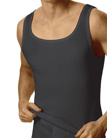 Produktbild zu Feinripp Unterhemd 2er Pack von Bexleys man
