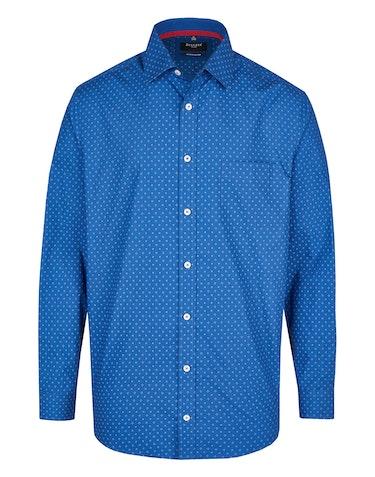 Produktbild zu <strong>Freizeithemd mit Print in bügelfreier Qualität</strong>REGULAR FIT von Bexleys man