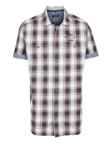 Produktbild zu <strong>Kariertes Freizeithemd</strong>REGULAR FIT von Bexleys man