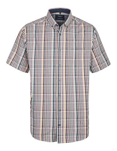 Produktbild zu <strong>Freizeithemd im Multicolor-Karodessin</strong>REGULAR FIT von Bexleys man