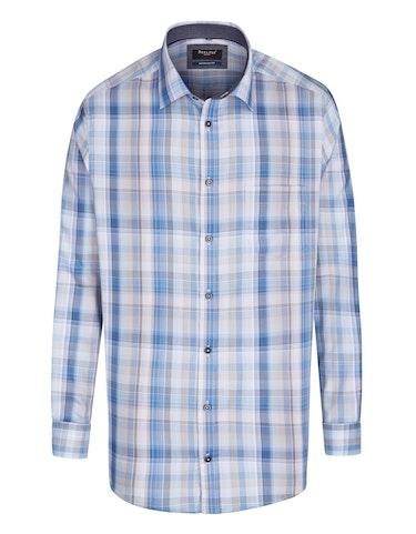 Produktbild zu <strong>Freizeithemd mit großflächigem Karo</strong>REGULAR FIT von Bexleys man