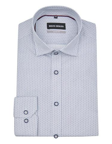 Produktbild zu <strong>Dresshemd mit Kreisprint</strong>SLIM FIT von Bernd Berger