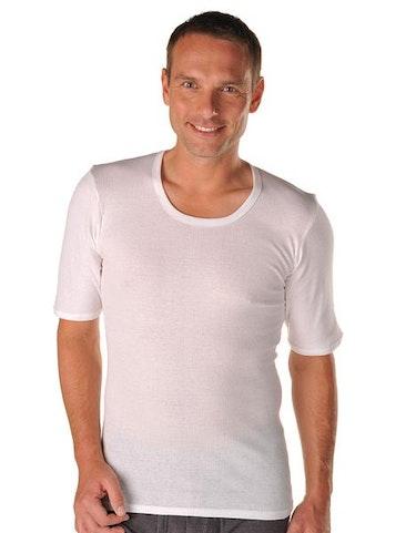 Produktbild zu Doppelripp-Shirt 2er Pack von Senator