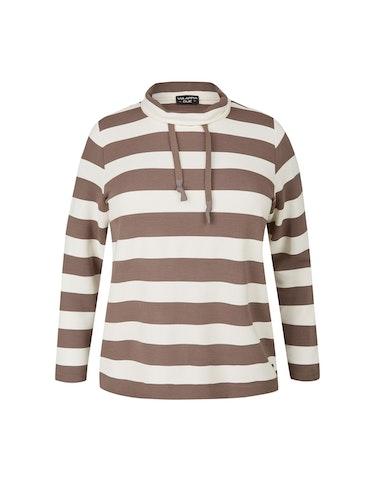 Produktbild zu Pullover mit Stehkragen von VIA APPIA DUE