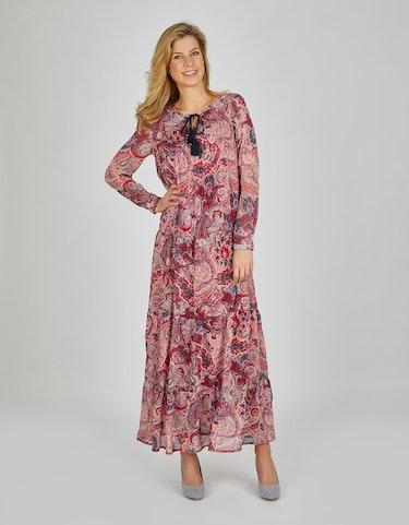 Produktbild zu Maxikleid mit Paisley-Muster von Bexleys woman