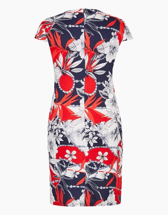 Bexleys woman Jerseykleid mit Flügelärmeln   ADLER Mode Onlineshop