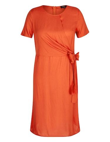 Produktbild zu Kleid in Wickeloptik von Bexleys woman