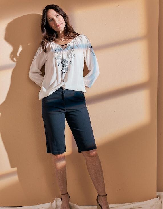 Bexleys woman Bermudas aus weichem Twill | ADLER Mode Onlineshop