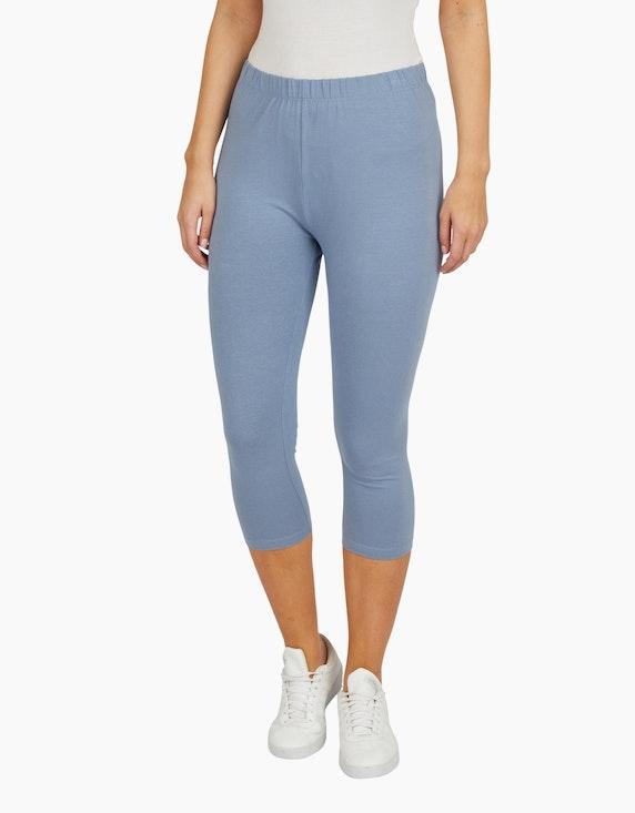Bexleys woman Jersey-Leggings in 3/4-Länge | ADLER Mode Onlineshop