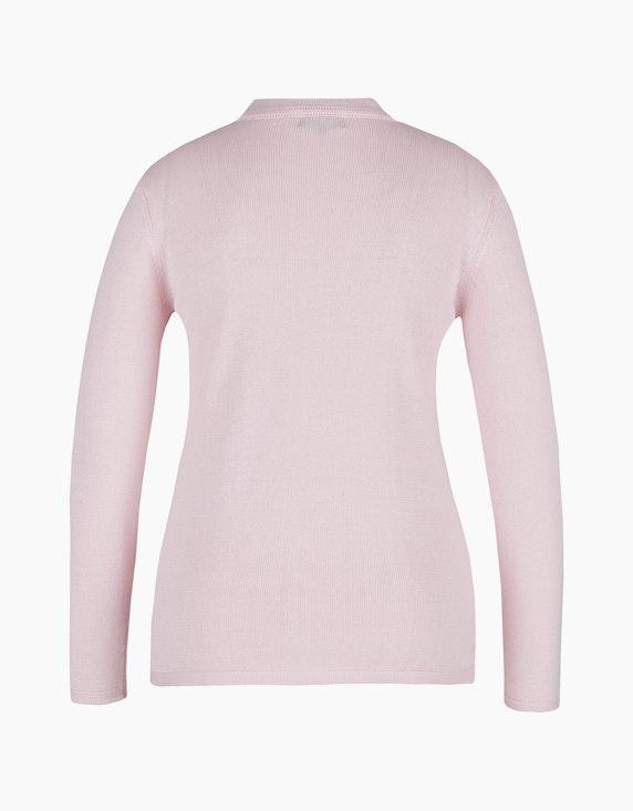 Bexleys woman Pullover mit Struktur-Streifen | ADLER Mode Onlineshop
