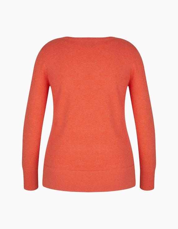 Bexleys woman Strickpullover mit Melange-Effekt   ADLER Mode Onlineshop