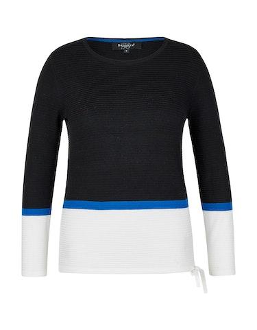 Produktbild zu Pullover mit Colorblock von Bexleys woman