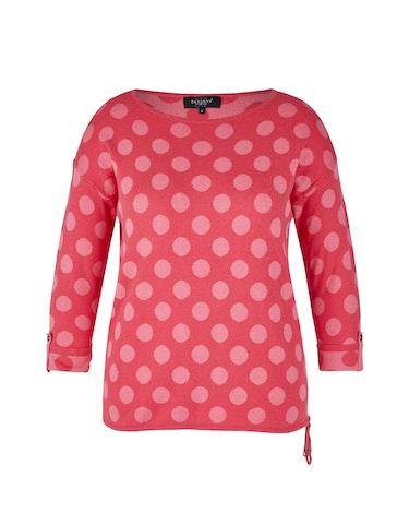 Produktbild zu Jacquard-Pullover mit Polka Dots von Bexleys woman