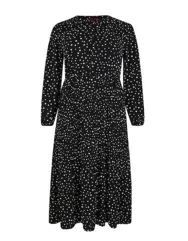 Produktbild zu Maxi-Kleid mit Punkten von Thea