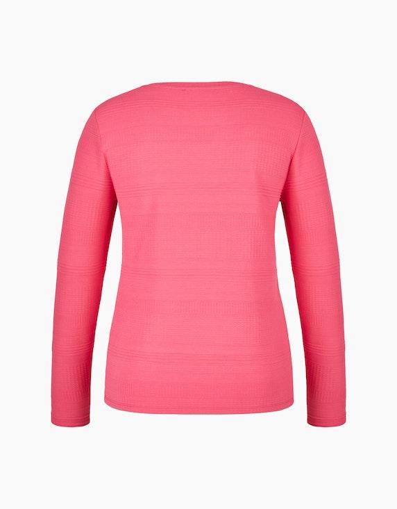 MY OWN Langarmshirt mit Struktur | ADLER Mode Onlineshop