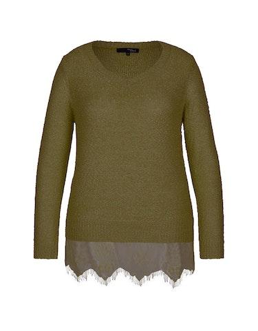Produktbild zu Pullover aus Bändchengarn von MY OWN