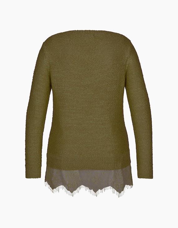 MY OWN Pullover aus Bändchengarn   ADLER Mode Onlineshop