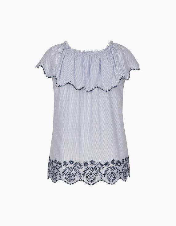 MY OWN Bluse mit Streifenmuster   ADLER Mode Onlineshop