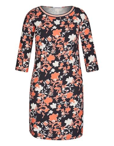 Produktbild zu Kleid mit Blumen-Print von Steilmann Woman