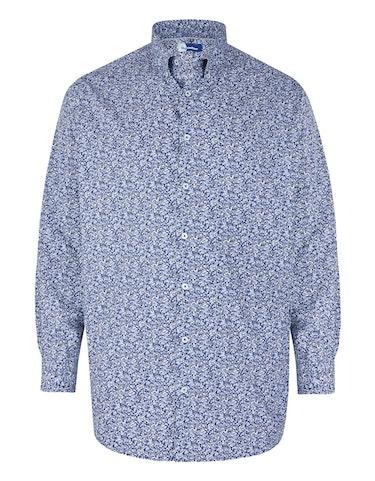Produktbild zu Gemustertes Freizeithemd von Big Fashion