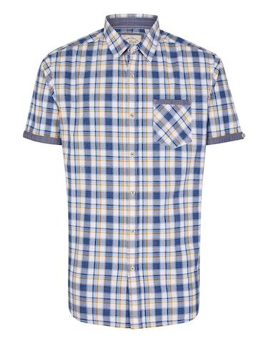 Produktbild zu Karo-Hemd aus Baumwolle von Eagle Denim