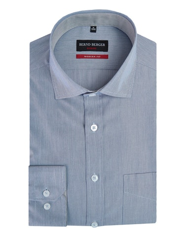 Produktbild zu <strong>Fein gestreiftes Dresshemd</strong>MODERN FIT von Bernd Berger