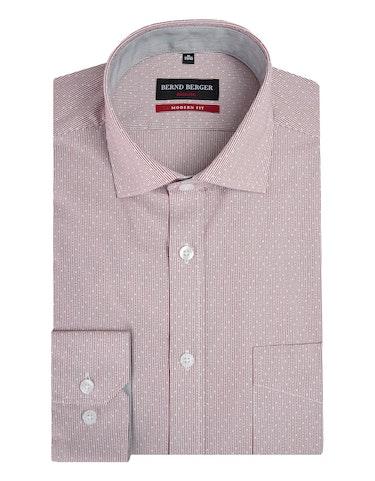 Produktbild zu <strong>Dresshemd fein gestreift mit Struktur und langen Ärmeln</strong>MODERN FIT von Bernd Berger