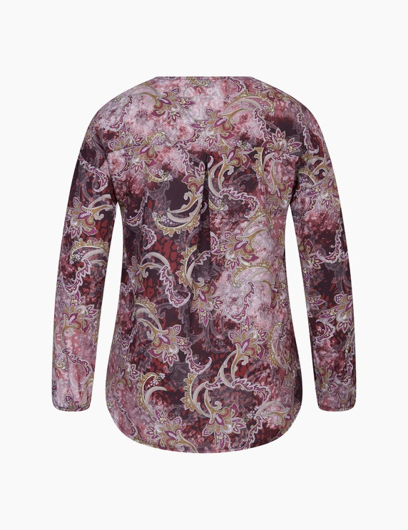 CHOiCE Bluse mit Paisley-Print   ADLER Mode Onlineshop