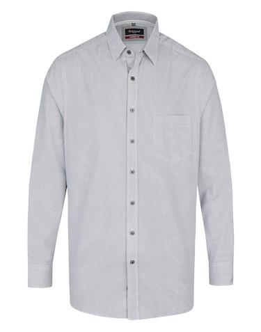 Produktbild zu <strong>Gemustertes Freizeithemd mit Brusttasche</strong>MODERN FIT von Bexleys man