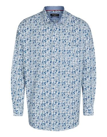Produktbild zu <strong>Freizeithemd mit Flowerprint</strong>REGULAR FIT von Bexleys man