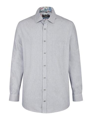 Produktbild zu <strong>Freizeithemd in unifarben</strong>REGULAR FIT von Bexleys man