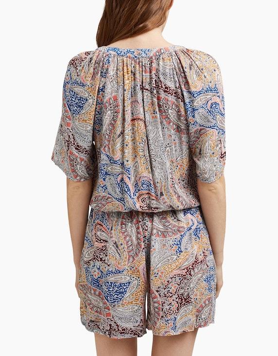 Esprit Crinkle-Jumpsuit mit Paisley-Print | ADLER Mode Onlineshop