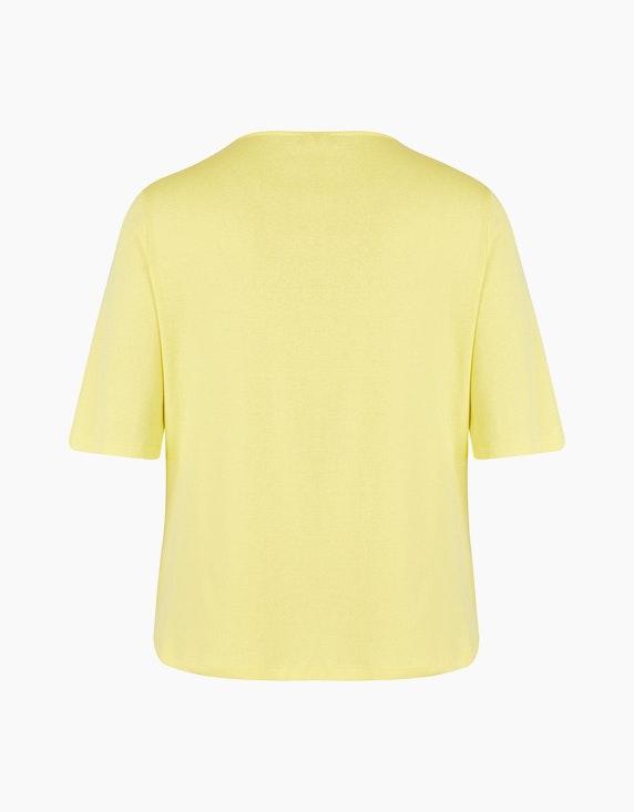 No Secret T-Shirt mit Frontprint und Karree-Ausschnitt | ADLER Mode Onlineshop