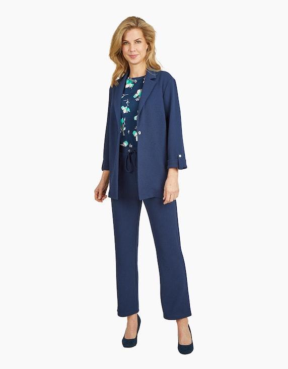 KS. selection Shirt mit floralen Motiven | ADLER Mode Onlineshop