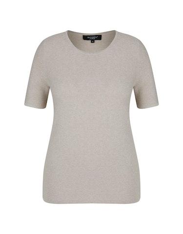 Produktbild zu Pullover mit kurzen Ärmeln von Bexleys woman