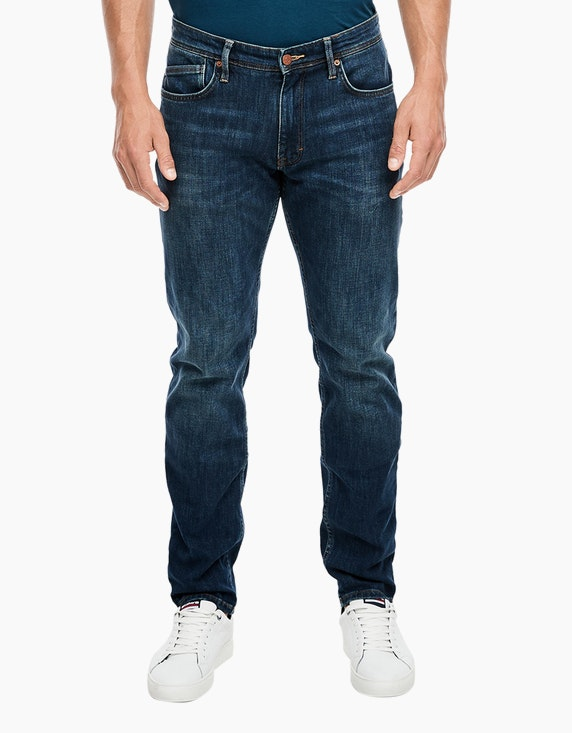 "s.Oliver Jeans ""Keith"" mit Waschung | ADLER Mode Onlineshop"