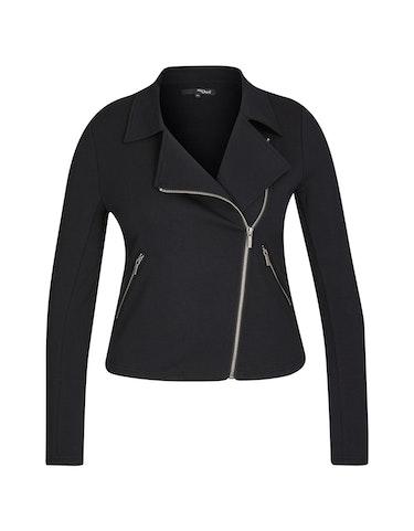 Produktbild zu Jersey-Jacke im Biker-Style von MY OWN