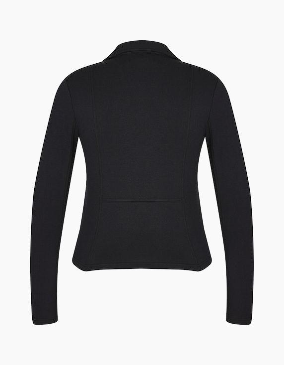 MY OWN Jersey-Jacke im Biker-Style | ADLER Mode Onlineshop